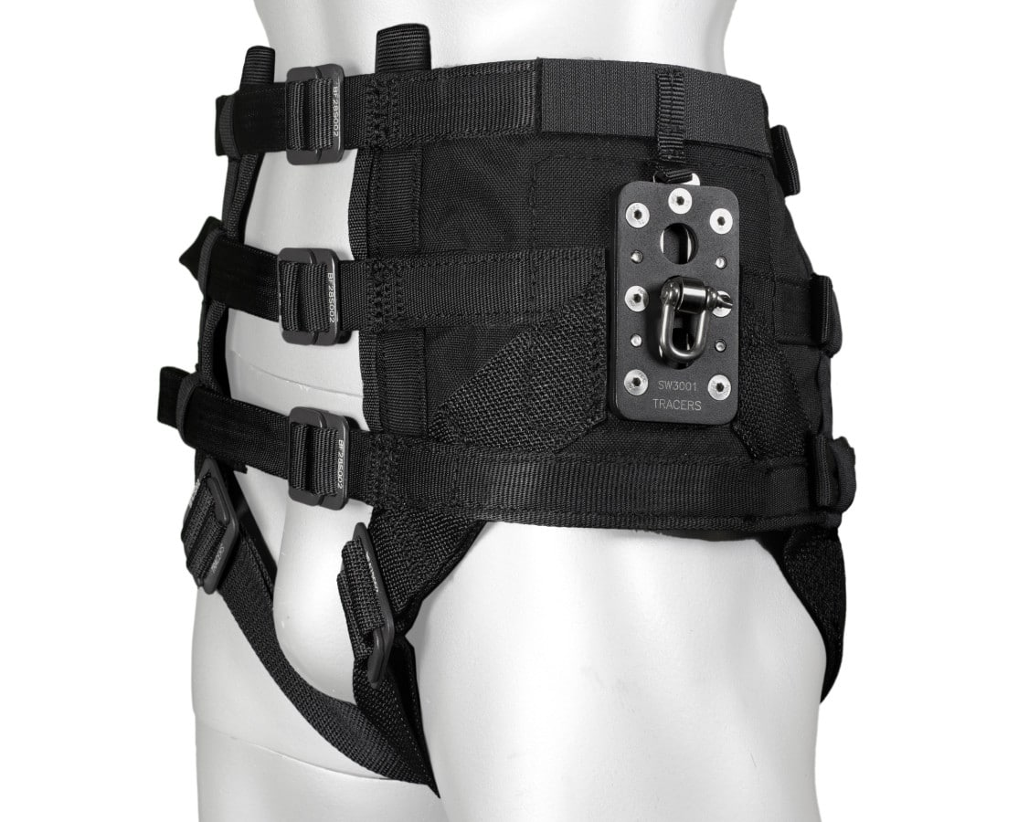 Stunt flying harnesses, stunt and flight harness for stuntmen