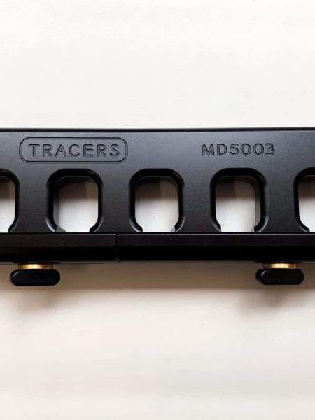 Tracers goldtail descender, brake bar for stunt rigging