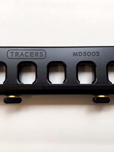 Tracers goldtail descender, brake bar for stunt rigging