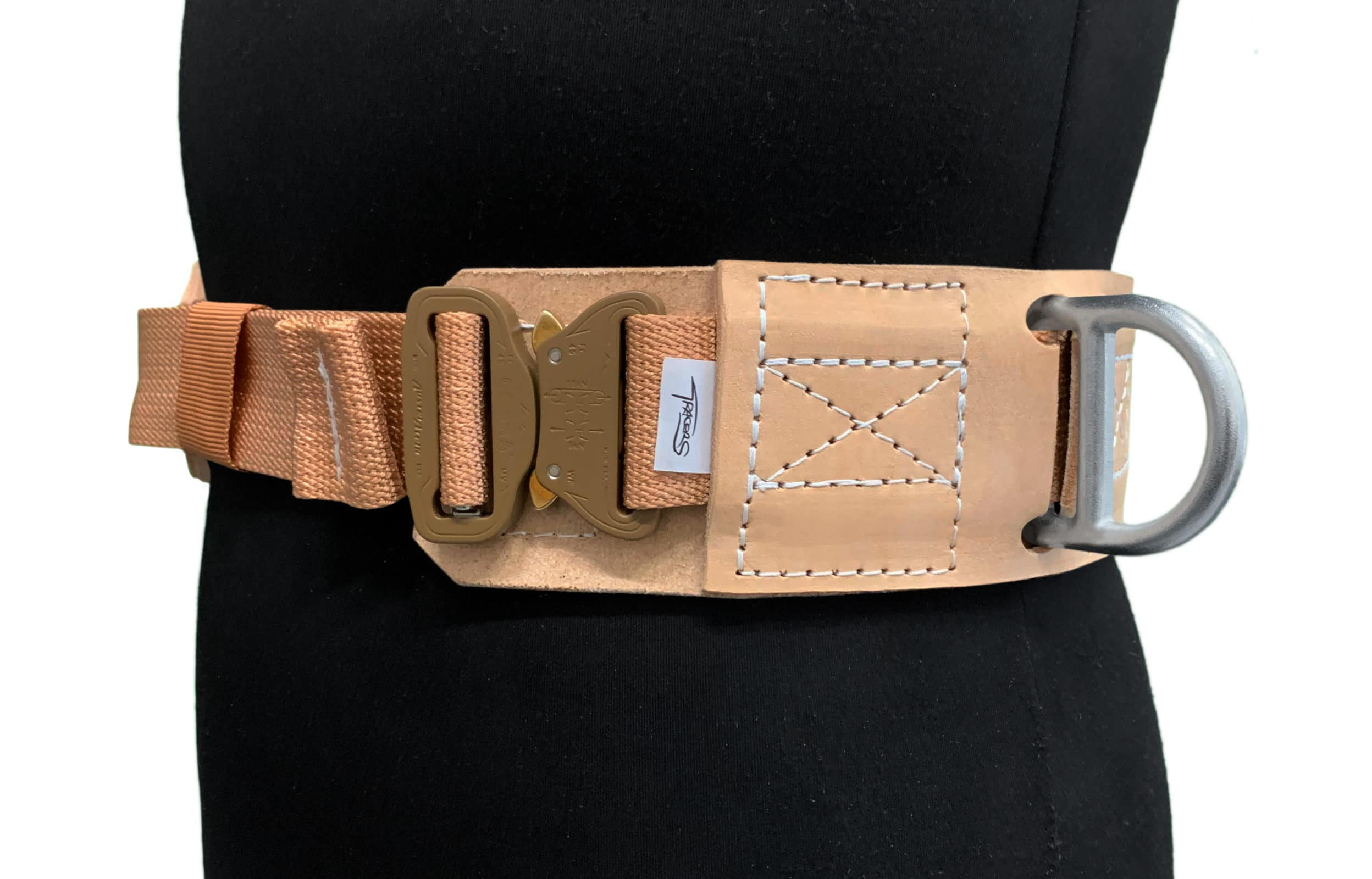 Safety belt, waist harness, preventing from fall, quick release Cobra buckle