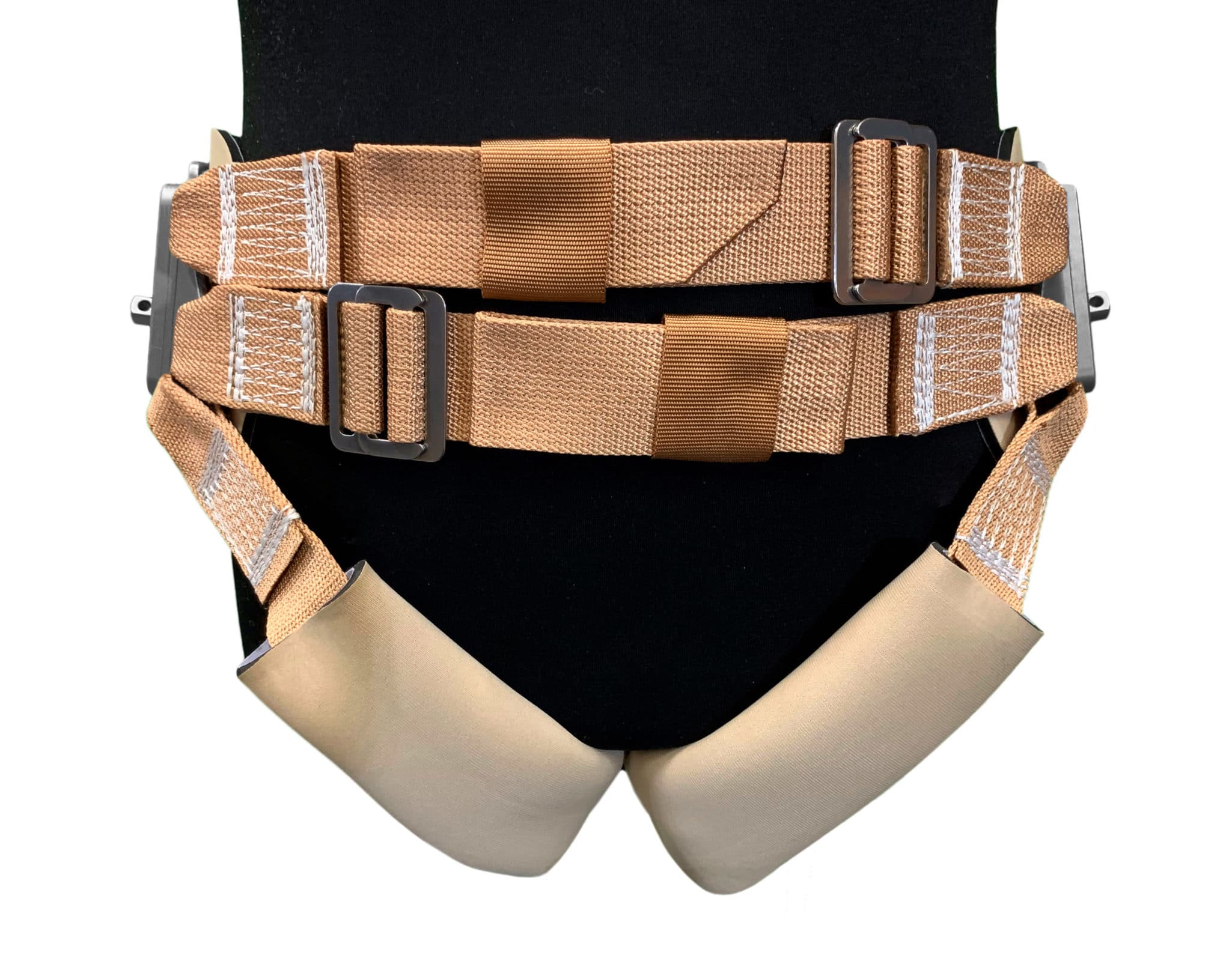 Swivel flying harness for aerial acrobatic, stunts, stage performances